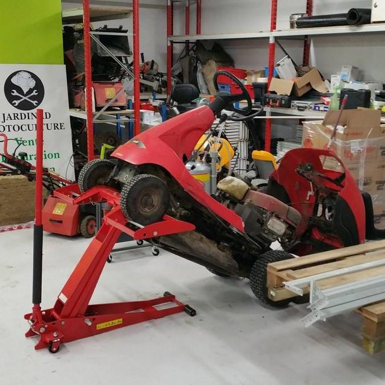 réparation de motoculture à Daoulas